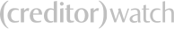 Creditor watch logo