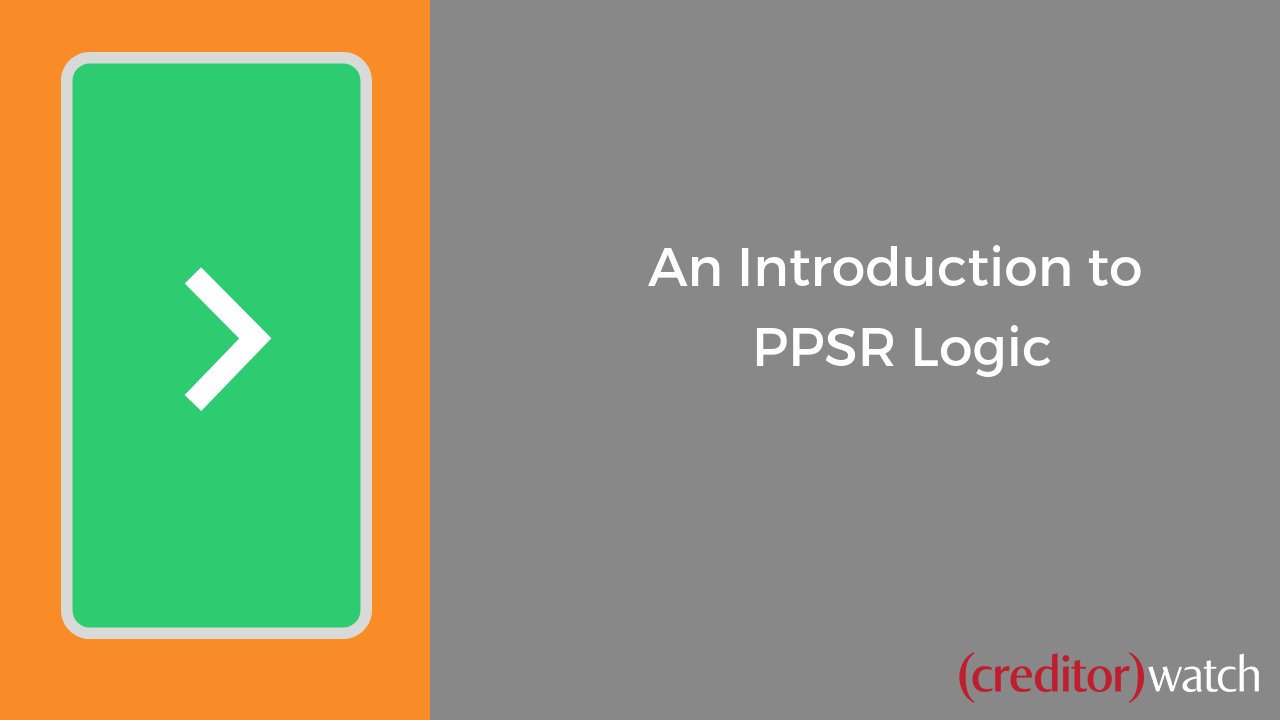 An Introduction to PPSR