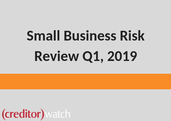 Small Business Risk Review Q1, 2019