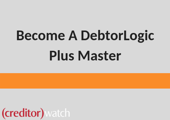 Become A DebtorLogic Plus Master